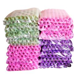 Espirales plásticos de color